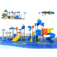Buy cheap 2018 CHILDREN COMMERIACL WATER AMUSMENT PLAYGROUND EQUIPMENT FACTORY SUPPLY from wholesalers