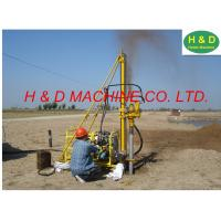 Buy cheap HD-20D MAN PORTABLE REVERSE CIRCULATION DRILLING RIG from wholesalers