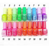Buy cheap BK Fantasy cool Luminous Nail Art Polish Glow Glitter in the dark Paint Lacquer 20 colors  from wholesalers