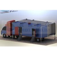 Buy cheap Custom 4D / 5D Simulator Fireproof Water Spray and Wind Simulation product