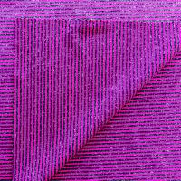 Buy cheap Heather Grey/Melange/Space Dye polyester spandex  stripe fabric from wholesalers