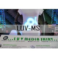 Buy cheap LUV-MS Design Your Own Led t Shirt Wholesale cheap from wholesalers