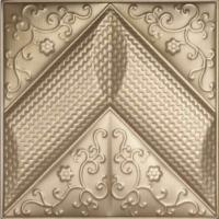 Buy cheap Polyurethane Decorative Wall Panel , 3 Dimensional Wall Panels For Interior Decoration from wholesalers