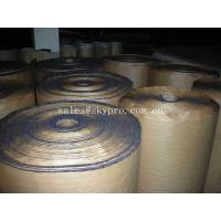 Buy cheap Self Adhesive Neoprene Foam Sheets Die Cutting / Foam Rubber Insulation Sheets High Elasticity from wholesalers