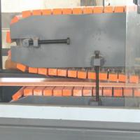 Buy cheap PP / PE Wood Fiber WPC Profile Production Line For Pallet Profile,packing pallet profiles,door frame profiles from wholesalers