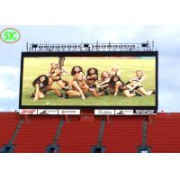 Buy cheap Slim P10 Gaint Outdoor Full Color Led Display Screen Used For Stadium Match from wholesalers