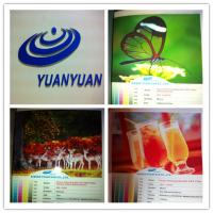 China Super Wide (up to 3.2M) PET Backlit Film for Eco-solvent & Solvent, UV Ink on sale