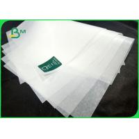 Buy cheap 7 Grade 31g High Temperature Resistance Greaseproof Paper For Sandwich Wrapping from wholesalers
