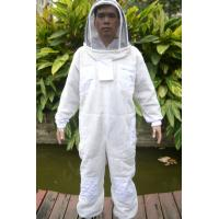Buy cheap Three Layer Ventilated Beekeeping Protective Clothing with Pointed Hat from wholesalers