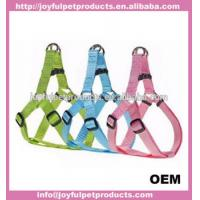 Buy cheap Nylon Lead Flashing Personalized Pet harness Leashes Dog Custom Lanyard from wholesalers