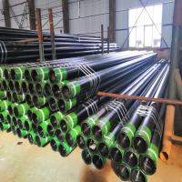 China Alloy Steel Oil Casing Pipe Hot Rolling Technique API Threads BTC LTC STC on sale