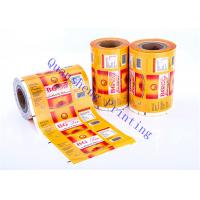 Buy cheap Eco Friendly Soft Laminated Food Grade Packaging Film , Food Grade Flexible Packaging Materials from wholesalers