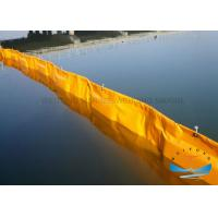 Buy cheap Durable Water Containment Booms , Oil Spill Boom Excellent Wave - Response from wholesalers