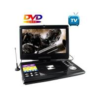 China Portable Multimedia DVD Player with 12 Inch LCD (16:9) on sale