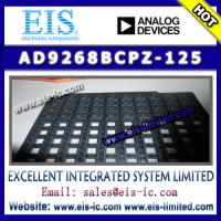 Buy cheap AD9268BCPZ-125 - ADI (Analog Devices) - 16-Bit, 80 MSPS/105 MSPS/125 MSPS, 1.8 V Dual Anal from wholesalers