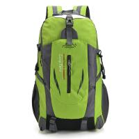 Outdoor Mountaineering Cycling Messenger Bag , Waterproof Travel Backpack
