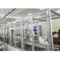 Industrial Stainless Steel Automated Assembly System For Double Wire Clamp