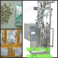 Buy cheap High quality small type desiccant silica gel packing machine from wholesalers