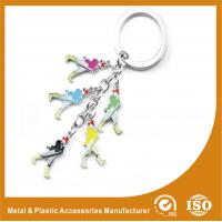 Buy cheap Polishing Personalized Customized Metal Keychains For Car Key Holder from wholesalers