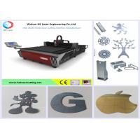High Efficiency 1200W Metal Fiber Laser Cutting Machine 1500*3000MM