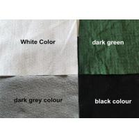 PP / PET Non Woven Geotextile Fabric , Underlayment Geotextile Drainage Fabric