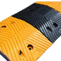 Buy cheap high quality hot sale customized rubber road speed hump bumper pad from wholesalers