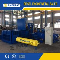 Buy cheap CE Certificate Hydraulic Scrap Light Metal Baler for Waste Metal Copper Recycling from wholesalers