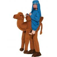 Buy cheap Brown Carry Me Boy's Ride On Camel Costume Mascot Fancy Dress from wholesalers
