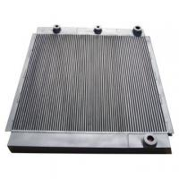 Buy cheap Fully welded Air Compressor Heat Exchanger Electric Compact product