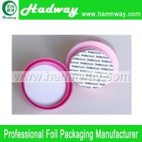 Buy cheap plastic cup aluminum foil seal liner from wholesalers