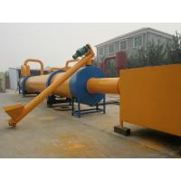 Quality CE approved Yugong rotary drum dryer,wood sawdust dryer for sale