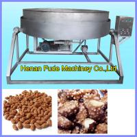 Buy cheap Cocoa peanut coating machine, sticky sugar peanut coating machine from wholesalers
