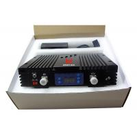 Buy cheap EGSM 900 LTE 2600 Cell Phone Signal Boosters 23dBm Digital Display from wholesalers