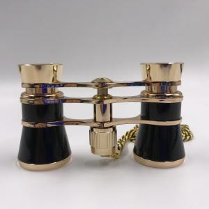Buy cheap Foreseen Theater Opera Glasses 3X25 Binoculars Chain Metal Gift Binoculars For Lady product
