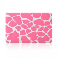 Buy cheap Pink Leopard Apple Laptop Case Water Paste Injection Protect for Macbook from wholesalers