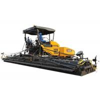 Buy cheap Road Construction Equipment Asphalt Paver Machine 350mm Paving Depth from wholesalers
