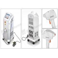 Buy cheap 808nm Diode Laser Hair Removal Machine , Permanent Hair Removal Devices from wholesalers