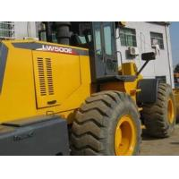 Buy cheap 5000KG LW500E Earthmoving Machinery Wheel Loader With double pump interflow from wholesalers