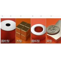 Buy cheap Ground surface Alnico Magnet With High Density                      plug magnets from wholesalers