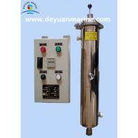 Buy cheap Marine UV-sterilizer from wholesalers