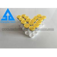 Buy cheap Polypeptides Hormone Powder CJC - 1295 Injection 2mg Per Vial Hormone Increase from wholesalers