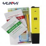 Buy cheap digital portable ph meter pen ,soil ph moisture meter,ph meter price from wholesalers