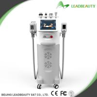 Buy cheap MOST advanced high tech cryolipolysis Fat freezing slimming machine from wholesalers