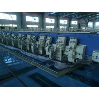 Buy cheap 4 In 1 Automatic Embroidery Machine , 12 Head Embroidery Machine Multi Languages Available from wholesalers