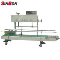 Buy cheap Continuous Band Sealer with printing induction sealer aluminum foil from wholesalers