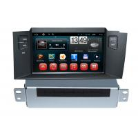 Buy cheap Car Infor Citroen DVD Player C4L Android GPS Navigation with Rear view Camera from wholesalers