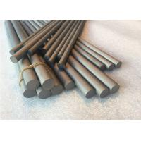 Buy cheap Hip Sintered Tungsten Carbide Rod Blanks Various Size 0.8um Grain Size  Unground Surface from wholesalers
