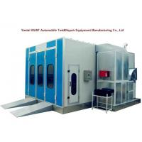 Buy cheap High Level Powder Coated Auto Spray Booth WT-3200A from wholesalers