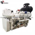 Buy cheap New Genuine 6LTAA8.9-GM200, 200KW Dongfeng Cummins Diesel Marine Engine/ Generator from wholesalers