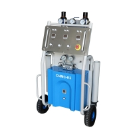 Buy cheap PU polyurethane foam spray insulation machine with spay gun High pressure spray foam machine from wholesalers